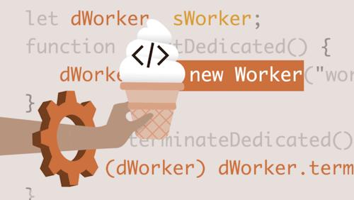 Vanilla JavaScript-Web Workers