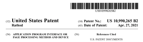 Are you infringing a patent if you publish a PWA?